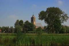 kerk-vanaf-de-zomer-kikker-vijfer_8775 Hoornaar-Marjolein