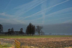 kloverseweg-blauwestrepen-lucht Hoornaar-Marjolein