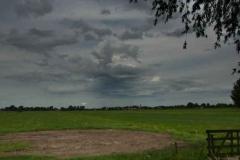 kloverseweg-wolken-groenland Hoornaar-Marjolein